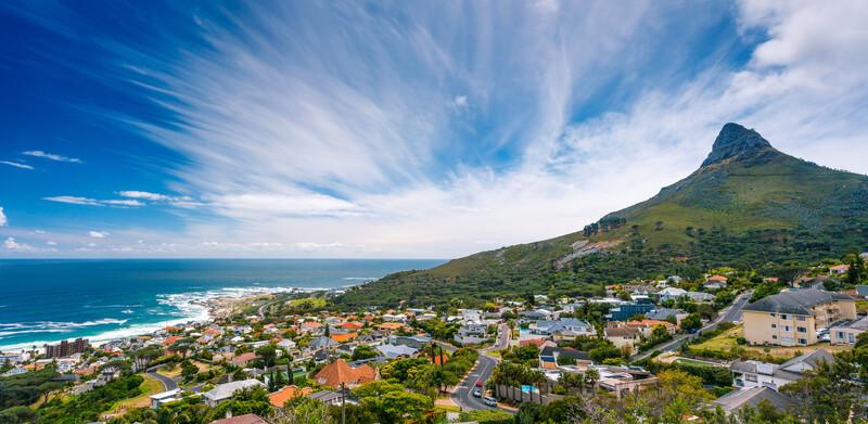 Sprachaufenthalt Südafrika, Capetown - The Lions Head