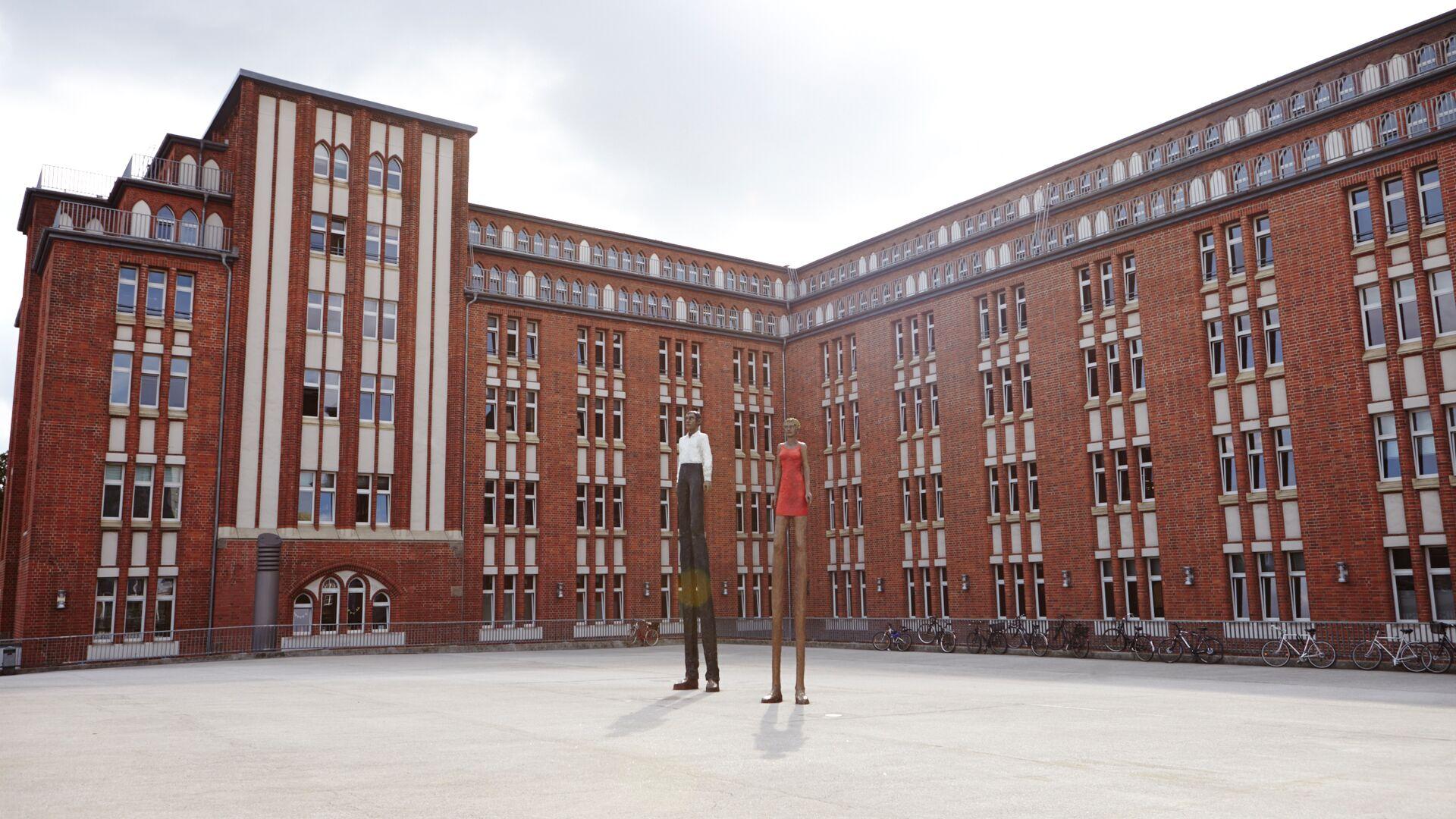 Sprachaufenthalt Deutschland, Hamburg - Goethe Institut Hamburg - Schule © Copyright Goethe-Institut
