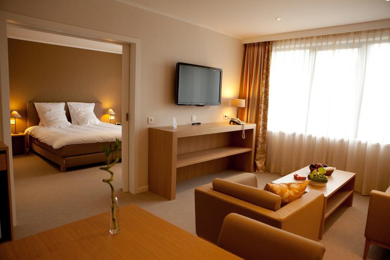 Sprachaufenthalt Belgien, Spa - Ceran SPA - Accommodation - Gästezimmer - Zimmer