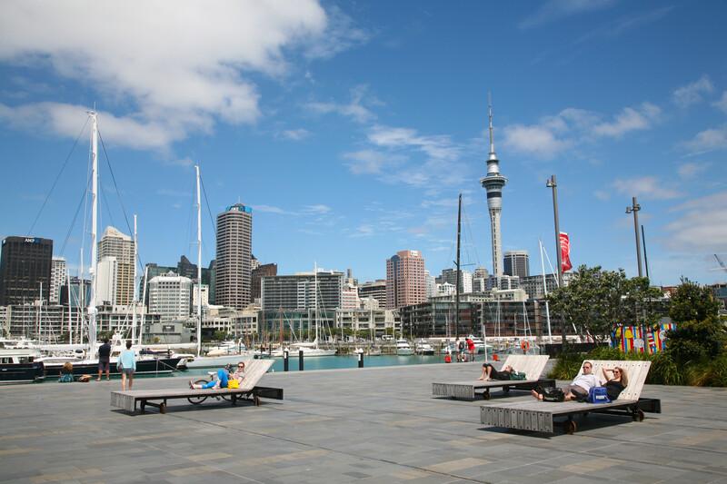 Séjour linguistique Nouvelle Zélande, Auckland