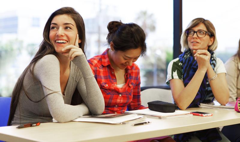 Sprachaufenthalt USA, Los Angeles - EC Los Angeles - Studenten