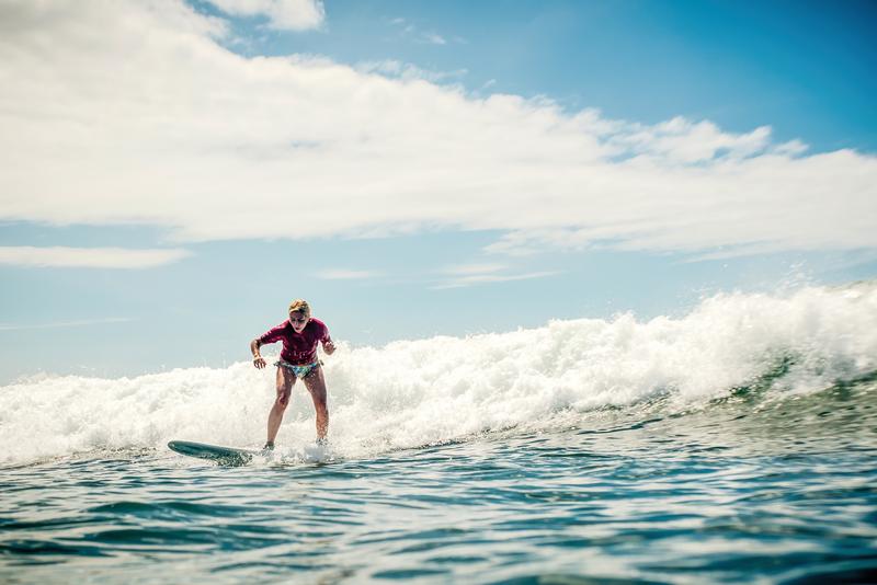 Séjour linguistique États-Unis, Hawaii - Surf