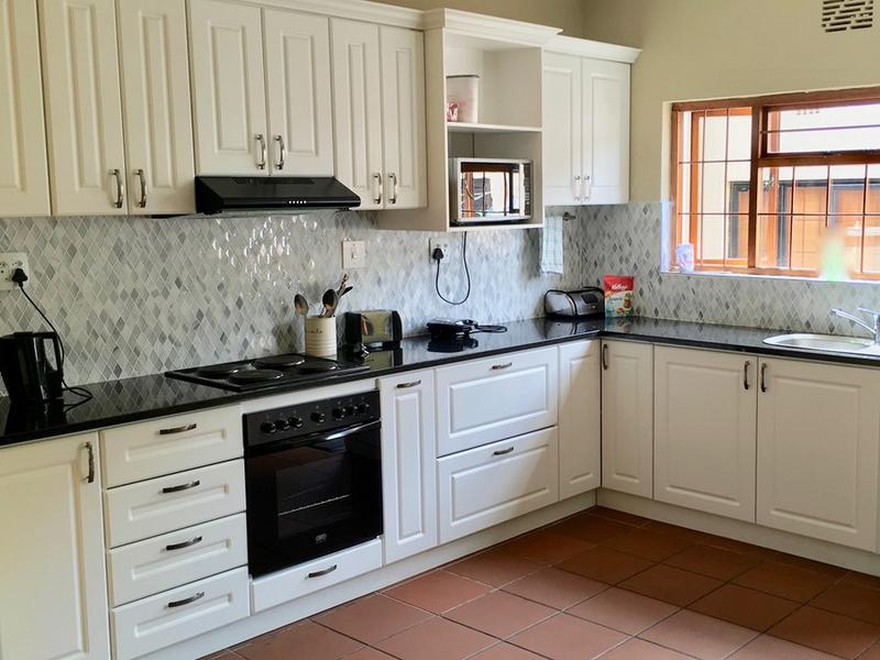 Sprachaufenthalt Südafrika, Capetown - GHS Southern Suburbs - Accommodation - GHS Student House - Küche