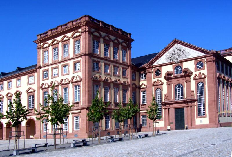 Sprachaufenthalt Deutschland, Mannheim - Schloss