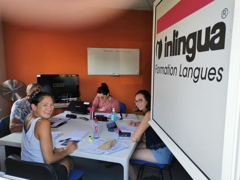 Séjour linguistique France, La Rochelle - Inlingua la Rochelle - Leçons