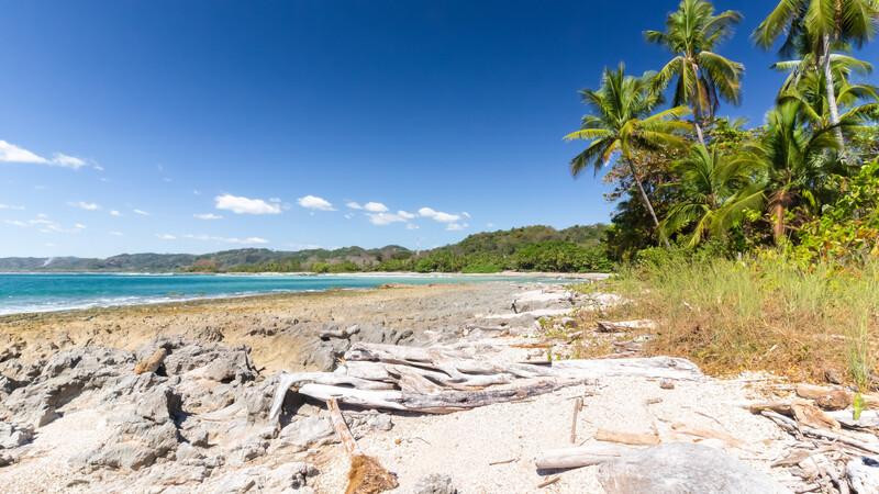 Séjour linguistique Costa Rica, Samara - Plage de samara