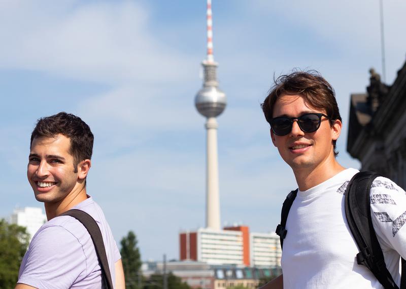 Sprachaufenthalt Deutschland, Berlin - DID Deutsch Institut Berlin - Studenten