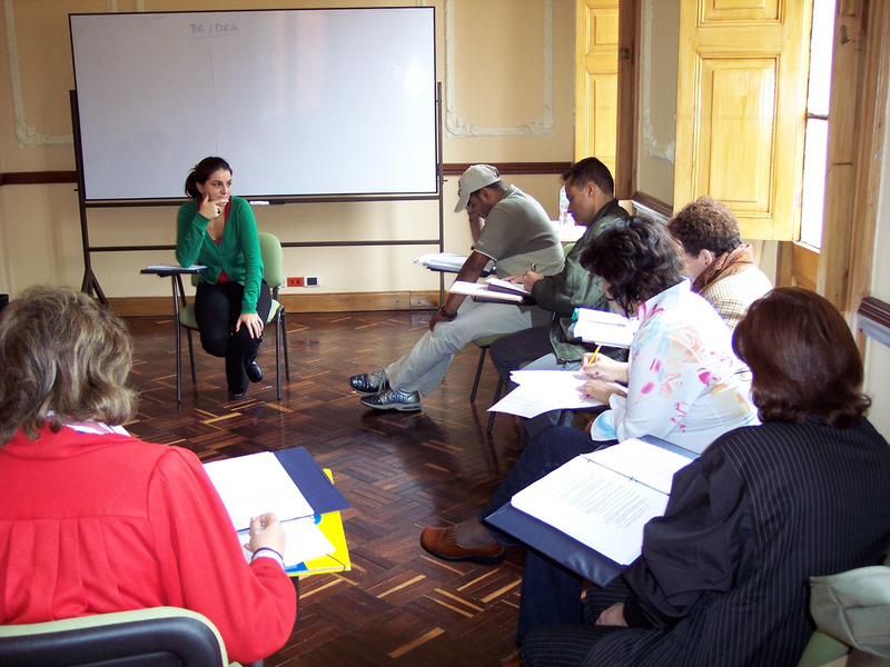 Séjour linguistique Columbie, Bogota - International House Bogotá - Leçon