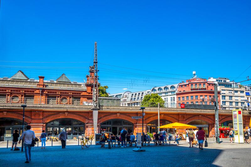 Sprachaufenthalt Deutschland, Berlin - Hackescher Markt