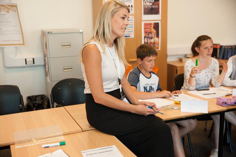Sprachaufenthalt England, Worthing - CES Worthing - Lektionen