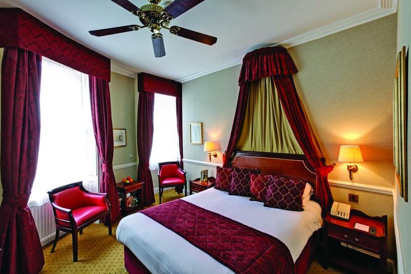 Sprachaufenthalt England, London - St Giles London Central - Accommodation - Hotel Grange Blooms - Zimmer