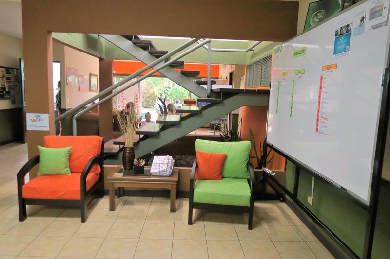 Séjour linguistique Costa Rica - San José - Costa Rican Language Academy - Lounge