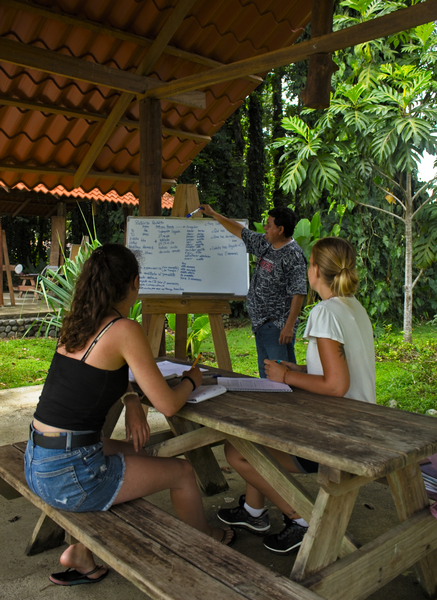 Sprachaufenthalt Panama, Bocas del Toro - Spanish by the Sea Bocas del Toro - Lektionen