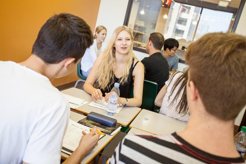 Séjour linguistique Canada, Toronto - CES Toronto - Leçon