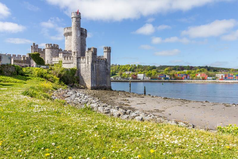 Séjour linguistique Irlande, Cork - Blackrock Castle