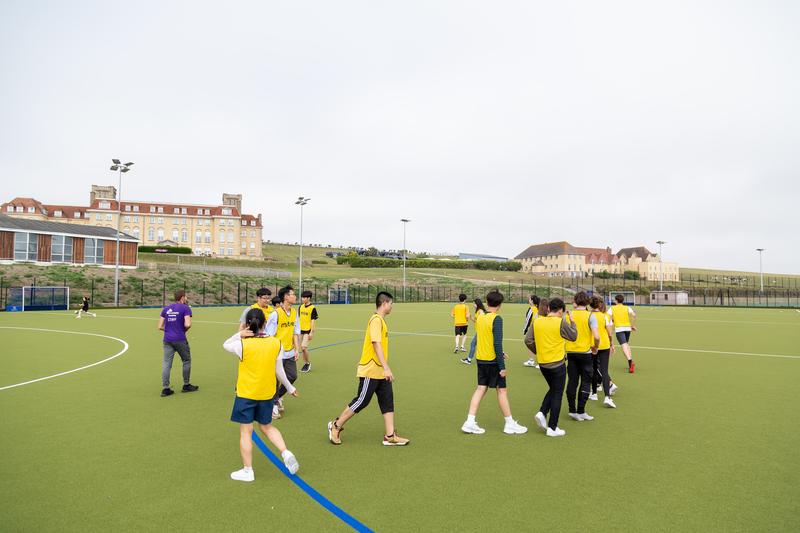 Sprachaufenthalt England, Brighton - EC Young Learners Brighton - Sport