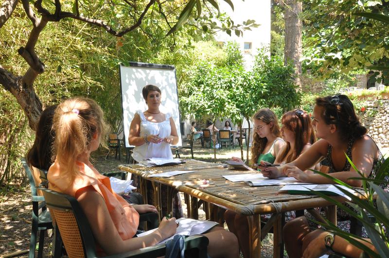 Sprachaufenthalt Italien, Taormina - Babilonia Taormina - Lektionen