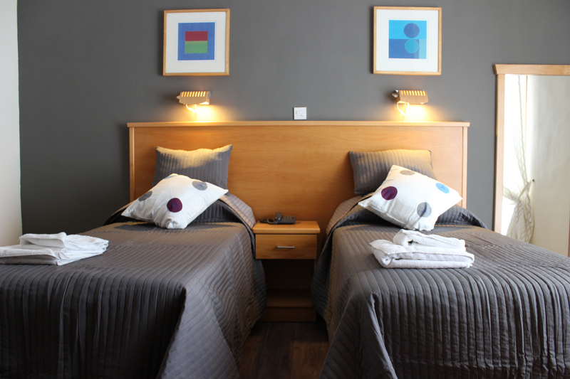 Sprachaufenthalt Malta, St Julians - European School of English Malta - Accommodation - InHouse Hotel - Schlafzimmer